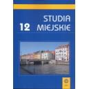 Studia miejskie tom 11