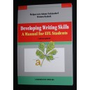 Developing Writing Skills A Manual for EFL Students - Małgorzata Adams-Tukiendorf, Danuta Rydzak
