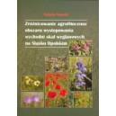 Zróżnicowanie agrofitocenoz obszaru występowania wychodni skał węglowych na Śląsku Opolskim - SYLWIA NOWAK