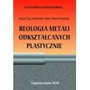 Reologia metali odkształconych plastycznie