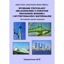 Wybrane przykłady obliczeniowe z podstaw mechaniki budowli i wytrzymałości materiałów