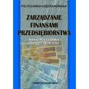 Zarządzanie finansami przedsiębiorstwa - Dariusz Wielgórka, Mariusz Chudzicki