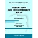 Determinanty rozwoju małych i średnich przedsiębiorstw w Polsce