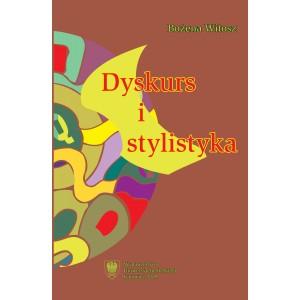 Dyskurs i stylistyka — Bożena Witosz