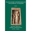 Prace Katedry Historii i Wychowania w rodzinie Tom 2