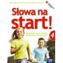Słowa na start. Język polski. Klasa 4. Podręcznik do kształcenia literackiego i kulturowego