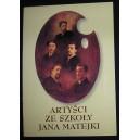 Artyści ze szkoły Jana Matejki