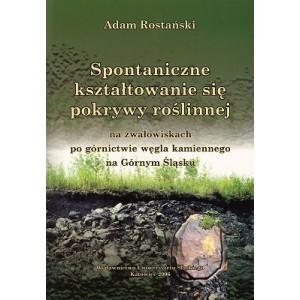 Spontaniczne kształtowanie się pokrywy roślinnej na zwałowiskach po górnictwie węgla kamiennego na Górnym Śląsku