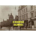 Katowice ul. Mickiewicza — Synagoga. Kattowitz O.S. przed 1918 r.