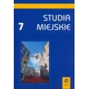 Studia miejskie tom 7